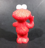 "1980s JHP Muppets Sesame Street Elmo 2 1/2"" PVC Figure - Treasure Valley Antiques & Collectibles"