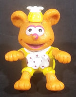 "1990 Muppet Babies Baby Fozzie 2"" Figurine McDonalds Happy Meal Toy"