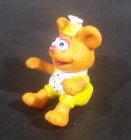 "1990 Muppet Babies Baby Fozzie 2"" Figurine McDonalds Happy Meal Toy - Treasure Valley Antiques & Collectibles"