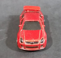 2006 Hot Wheels Ford Fusion Red McDonalds Happy Meal Die Cast Toy Car Vehicle - Treasure Valley Antiques & Collectibles