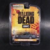 Greenlight Hollywood Collectibles The Walking Dead AMC 2001 Ford Crown Victoria Grey Die Cast Toy Car - Treasure Valley Antiques & Collectibles