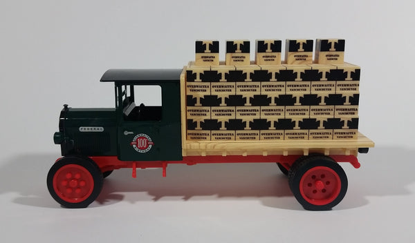 100th Anniversary Overwaitea Grocery Store Vancouver Federal Die Cast Metal Delivery Truck 1915-2015 - Treasure Valley Antiques & Collectibles