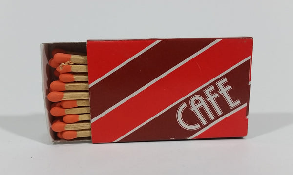 Lee Gardens Hotel Hong Kong Cafe Souvenir Promotional Wooden Matches Pack Travel Collectible - Full - Treasure Valley Antiques & Collectibles