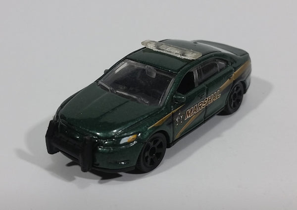 Amazon.com: Matchbox, 2016 Ford Explorer Police Car [Blue ...