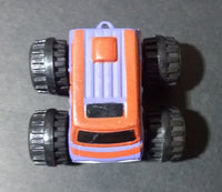 1987 LTGI Galoob Micro Machines Purple Orange Van Monster Truck - Chevy style van - Treasure Valley Antiques & Collectibles