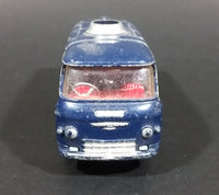 1967-1968 Corgi Toys No. 464 Commer 3/4 Ton Chassis Police Van Die Cast Toy Vehicle - Made in Great Britain - Treasure Valley Antiques & Collectibles