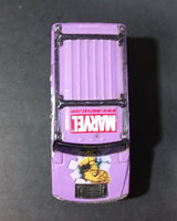2002 Maisto Ultimate Marvel Thing Hummer H2 Purple Die Cast Toy Truck SUV Vehicle - Treasure Valley Antiques & Collectibles