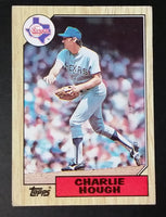 1987 Topps Baseball Cards (Individual) - Treasure Valley Antiques & Collectibles