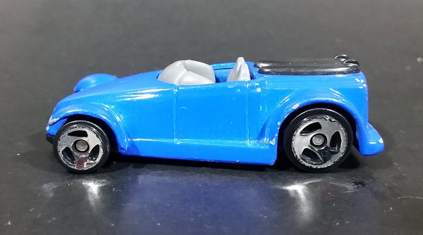2003 Hot Wheels World Race Series Wave Ripper Surf Boarder Blue DieCast Toy Car Vehicle - Treasure Valley Antiques & Collectibles