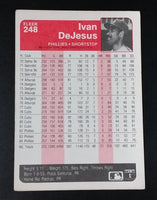 1985 Fleer Baseball Cards (Individual) - Treasure Valley Antiques & Collectibles