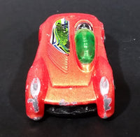 2001 Hot Wheels First Editions Monoposto Pearl Orange Die Cast Toy Car Vehicle - Treasure Valley Antiques & Collectibles