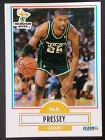 1990 Fleer Basketball Cards (Individual) - Treasure Valley Antiques & Collectibles