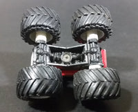 1990 LTGI Galoob Micro Machines Red Fireball Monster Truck - Pickup Style 1
