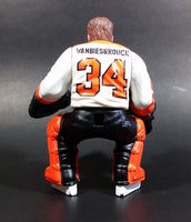 1999 Starting Lineup NHL John Vanbiesbrouck Philadelphia Flyers Goalie Action Figure Toy