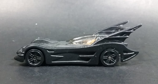 Hot Wheels DC Comics Batmobile Black PR5 Black Base Die Cast Toy Car Vehicle - s03 - Treasure Valley Antiques & Collectibles