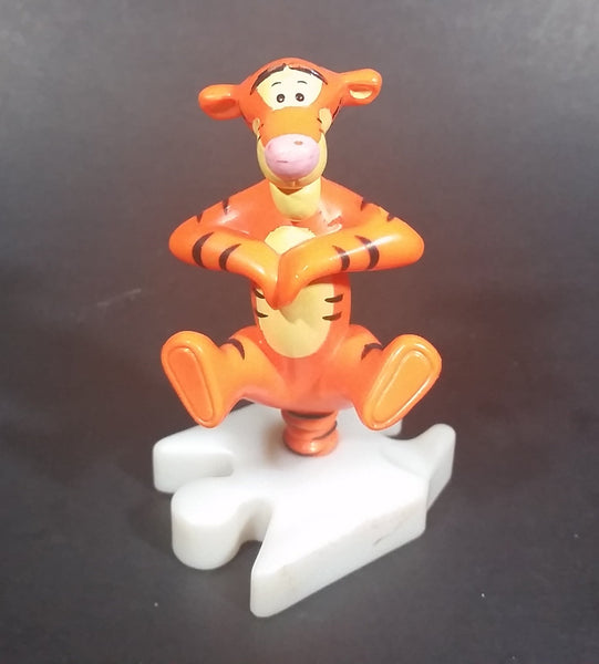 Collectible Disney Winnie The Pooh Tigger McDonald's Happy Meal Toy Character Figure - Treasure Valley Antiques & Collectibles