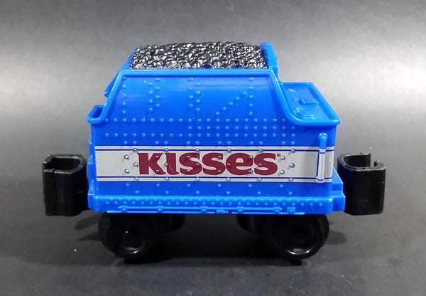 2013 Lionel Little Lines Hershey's Kisses Chocolates Blue Coal Freight Train Car - Treasure Valley Antiques & Collectibles