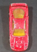 1989 Hot Wheels Ferrari F40 Red Die Cast Toy Dream Luxury Super Car Vehicle Opening Rear Mount Engine - Treasure Valley Antiques & Collectibles