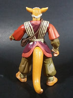 1996 IJL Warriors of Virtue Tsun Toy Action Figure with Bag Accessory