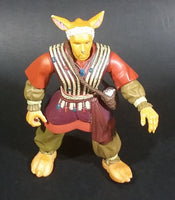 1996 IJL Warriors of Virtue Tsun Toy Action Figure with Bag Accessory - Treasure Valley Antiques & Collectibles