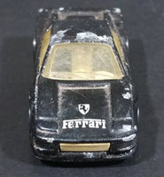 1998 Hot Wheels Ferrari Testarossa Black Die Cast Toy Super Car Exotic Vehicle - Treasure Valley Antiques & Collectibles