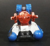 1996 Galoob Micro Machines Deep Sea Hunter Crane Toy Underwater Exploration Vehicle McDonald's Happy Meal
