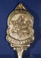 1989 Christmas Holiday Collectible Silver Plated Spoon - Treasure Valley Antiques & Collectibles