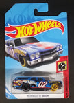 2018 Hot Wheels HW Daredevils  '70 Chevelle SS Wagon Blue Die Cast Toy Car Vehicle - New Sealed