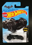 2018 Hot Wheels Batman Arkham Knight Batmobile Die Cast Toy Car Vehicle - New in Package Sealed - Treasure Valley Antiques & Collectibles