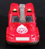 1994 Hot Wheels McDonald's Fire Truck Water Cannon Red Die Cast Toy Rescue Emergency Car Vehicle McDonald's Happy Meal 5/5