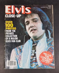 "Vintage 1978 Summer-Fall Close-Up Magazine Elvis Presley ""Relive The Concert Years (1969-1977) - Treasure Valley Antiques & Collectibles"