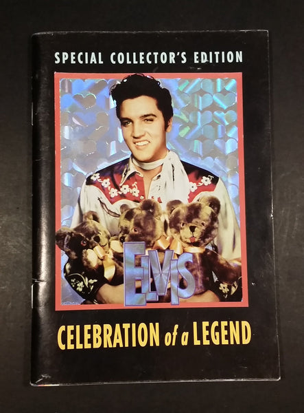 2002 Globe Special Digest Elvis Presley Celebration of a Legend Special Collector's Edition Magazine - Black - Treasure Valley Antiques & Collectibles
