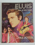 "Vintage 1975 Elvis Presley ""Elvis In Hollywood"" Paperback Book By Paul Lichter - Treasure Valley Antiques & Collectibles"