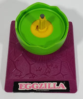 1986 Milton Bradley Eggzilla T.H.I.N.G.S. Timed Dinosaur Godzilla Popup Cracked Egg Game Toy - Treasure Valley Antiques & Collectibles