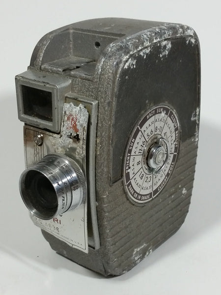 Vintage Keystone Capri Film Movie Video Camera Recorder - Treasure Valley Antiques & Collectibles