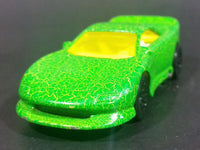 1996 Hot Wheels Krackle Series '93 Chevrolet Camaro Green Die Cast Toy Car Vehicle - McDonald's Happy Meal - Treasure Valley Antiques & Collectibles