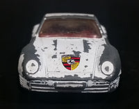 1986 Matchbox Superfast Porsche 959 White Die Cast Toy Car Vehicle - Porsche Logo on the Hood - Treasure Valley Antiques & Collectibles
