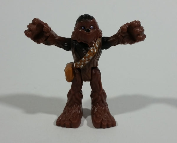"2011 Hasbro LFL Star Wars Chewbacca 3"" Toy Figure Collectible - Treasure Valley Antiques & Collectibles"