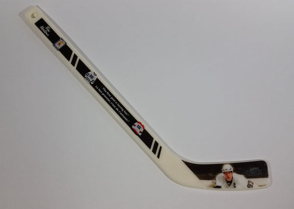 Tim Hortons NHL Ice Hockey Sidney Crosby Mini Hockey Stick Sports Collectible - Treasure Valley Antiques & Collectibles