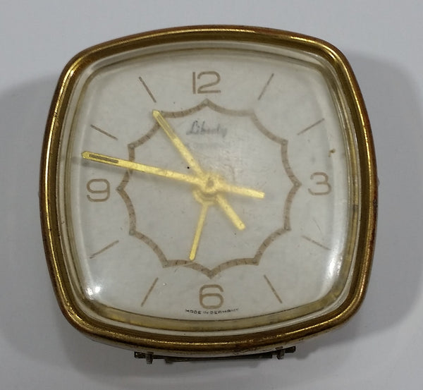 Vintage Liberty Pocket Watch Clock without Case - For Parts or Repair - Over-wound - Made in Germany - Treasure Valley Antiques & Collectibles