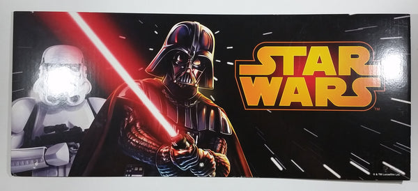 Collectible Star Wars Lucas Films Ltd. Darth Vader and Storm Trooper Wall Display Sign - Treasure Valley Antiques & Collectibles