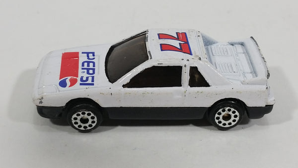 Vintage Golden Wheels Pepsi Cola Soda Pop Toyota MR2 Die Cast Toy Car Vehicle - Treasure Valley Antiques & Collectibles