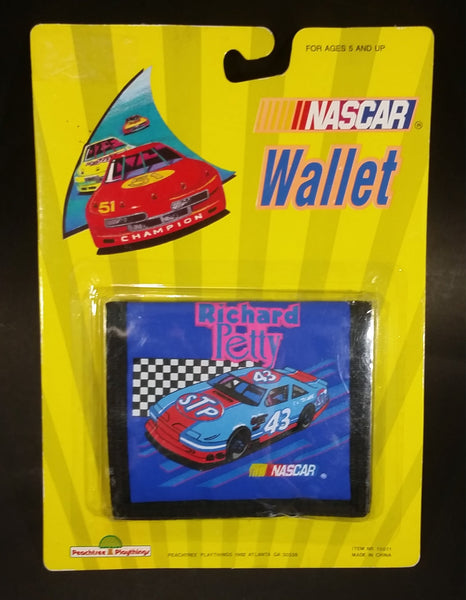 1992 Nascar Richard Petty #43 STP Race Car Wallet NOS Still sealed in Package