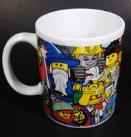 "1998 Legoland California ""Veronica"" Lego Toy Themed Ceramic Coffee Mug Collectible - Treasure Valley Antiques & Collectibles"