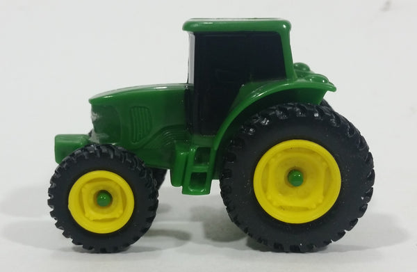 ERTL John Deere Farm Tractor Green Die Cast Plastic Toy Farming Equipment Machinery Vehicle - 3340Q01 - Treasure Valley Antiques & Collectibles