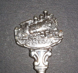 Vintage Rare Colorado Railroad Museum Collectible Spoon - Treasure Valley Antiques & Collectibles