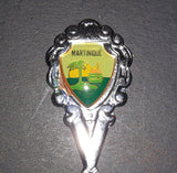 Vintage Martinique Island, France Collectible Spoon - Treasure Valley Antiques & Collectibles