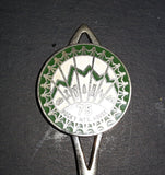 Vintage Rocky Mountain House 75th Anniversary Collectible Spoon