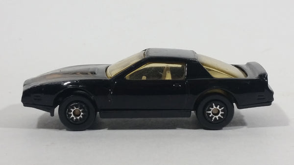 Maisto Pontiac Firebird Black Die Cast Toy Car Vehicle