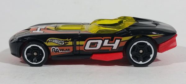 2017 Hot Wheels Legends of Speed RRRoadster Black 04 Die Cast Toy Race Car Vehicle